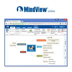 Online mind mapping software review for Building mapping software